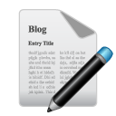 Editing a blog